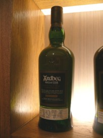 Bart's all-time favorite - the Ardbeg 1974